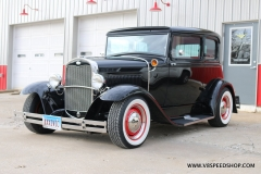 1931 Ford Victoria JG
