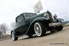 1932 Ford Coupe BO
