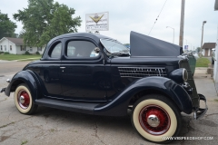 1935 Ford Coupe AC