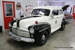 1948 Ford Police Car DH