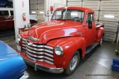 1951 Chevrolet Pickup Truck MV