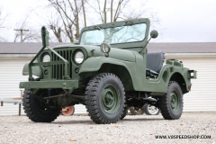 1952 Willys Jeep EF