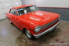 1963 Chevrolet Nova AH