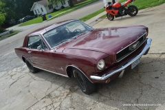 1966 Ford Mustang JW