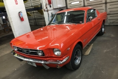 1966 Ford Mustang MD