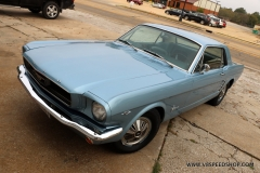 1966 Ford Mustang RF