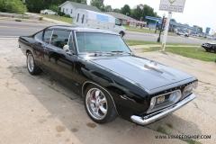 1967 Plymouth Barracuda KL