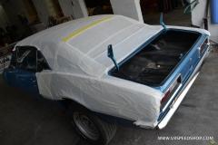 1967 Chevrolet Camaro DB