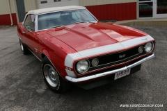 1967 Chevrolet Camaro DW - Fuel injection install, rear gears