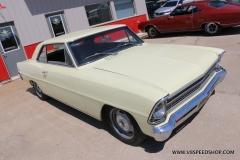 1967 Chevrolet Nova RM