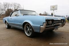 1967 Oldsmobile Cutlass BB