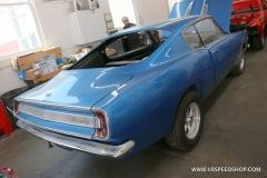 1967 Plymouth Barracuda MS