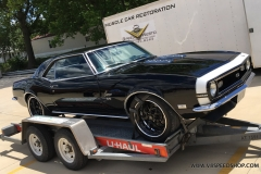 1968 Chevrolet Camaro DR