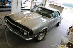 1968 Chevrolet Camaro TR