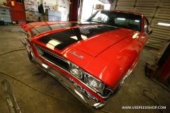 1968 Chevrolet Chevelle SC