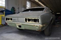 1968 Chevrolet Camaro DE