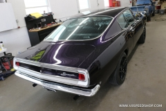 1968 Plymouth Barracuda TW