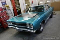 1968 Plymouth GTX KY