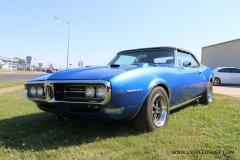 1968 Pontiac Firebird AS