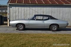1968 Pontiac GTO AS