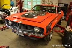 1969 Chevrolet Camaro LB