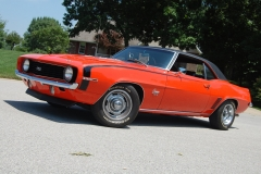 1969 Chevrolet Camaro PK