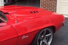 1969 Camaro Custom Hood