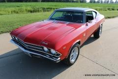 1969 Chevrolet Chevelle DR