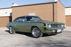 1969 Chevrolet Camaro CL