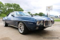1969 Pontiac Firebird BN