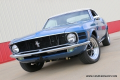 1970 Ford Mustang BB