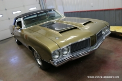 1970 Oldsmobile Cutlass MS