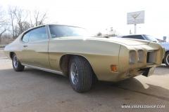 1970 Pontiac GTO AT