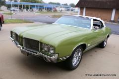 1971 Oldsmobile Cutlass JC