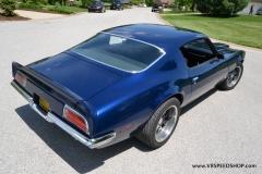 1971 Pontiac Firebird SC