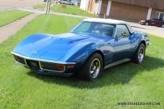 1972 Chevrolet Corvette FM