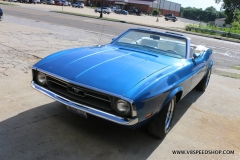 1972 Ford Mustang DK