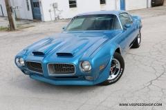 1972 Pontiac Firebird Formula 455 GH