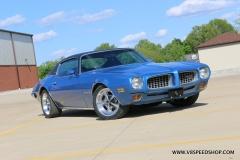 1973 Pontiac Firebird RD