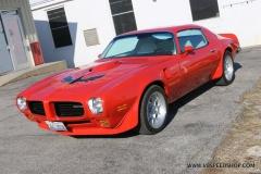 1973 Pontiac Trans Am CM