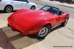1975 Chevrolet Corvette FB