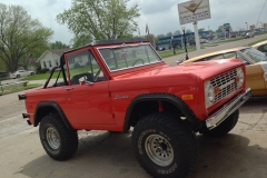 1976 Ford Bronco JS