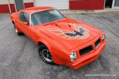 1976 Pontiac Trans Am DY