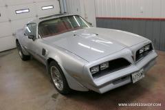 1977 Pontiac Trans AM JS
