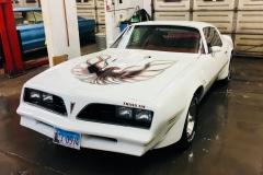 1977 Pontiac Trans AM JA
