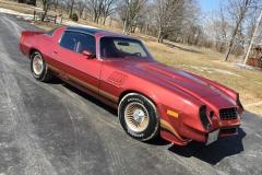 1979 Chevrolet Camaro DL