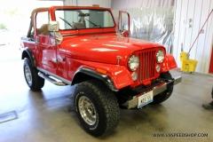1979 Jeep CJ MS