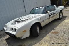 1981 Pontiac Trans Am Turbo IM