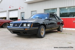 1984 Ford Mustang Predator GT302H TT