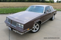 1984 Oldsmobile Cutlass RA